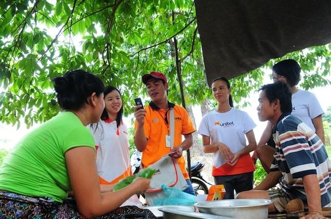 Liên doanh Viettel tại Lào cán mốc 1 tỷ USD    - ảnh 1