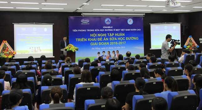 Vinamilk tiên phong vì một Việt Nam vươn cao - ảnh 1
