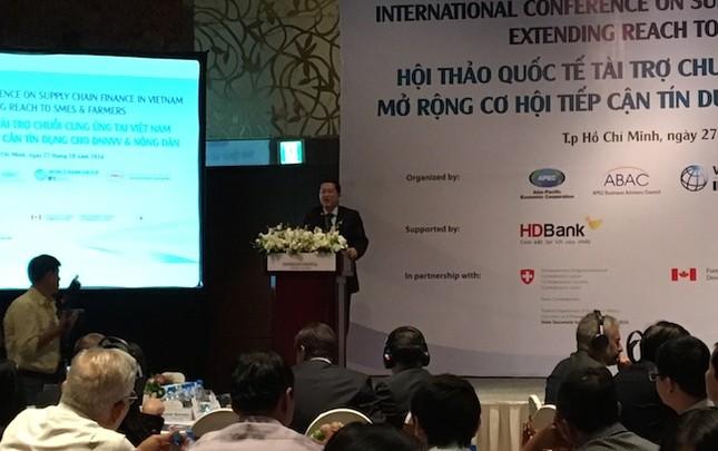 HDBank đồng hành cùng Hội thảo Quốc tế Tài trợ chuỗi - ảnh 1