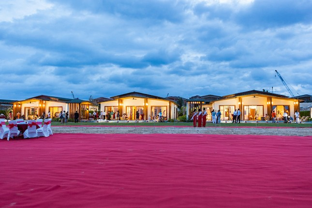 Tận mắt ngắm biệt thự Mövenpick Cam Ranh Resort soi bóng đại dương    - ảnh 1