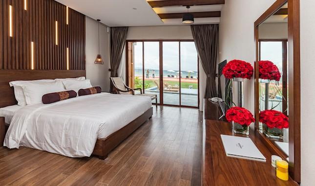 Tận mắt ngắm biệt thự Mövenpick Cam Ranh Resort soi bóng đại dương    - ảnh 2