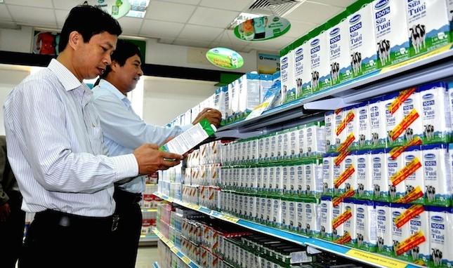 Vinamilk tiếp tục đứng đầu Top 10 Doanh nghiệp niêm yết uy tín tại Việt Nam - ảnh 1