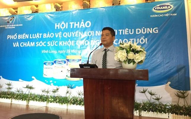 Vinamilk chăm sóc người cao tuổi, vận động người Việt Nam ưu tiên dùng hàng Việt Nam - ảnh 1