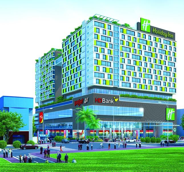 Ra mắt 'tuyệt tác bất động sản sân bay' Republic Plaza - ảnh 1