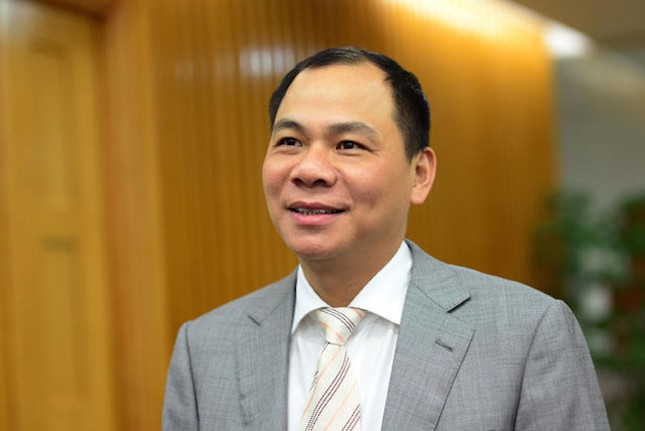 Ba tỷ phú USD Việt Nam đều sở hữu các dự án đình đám - ảnh 1
