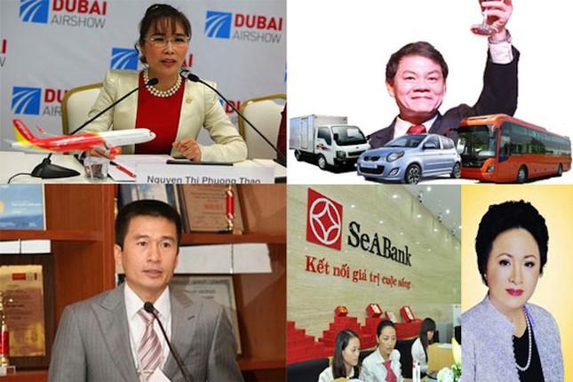 Dồn dập tỷ phú USD mới: Bùng cháy giấc mơ người Việt giàu có - ảnh 1