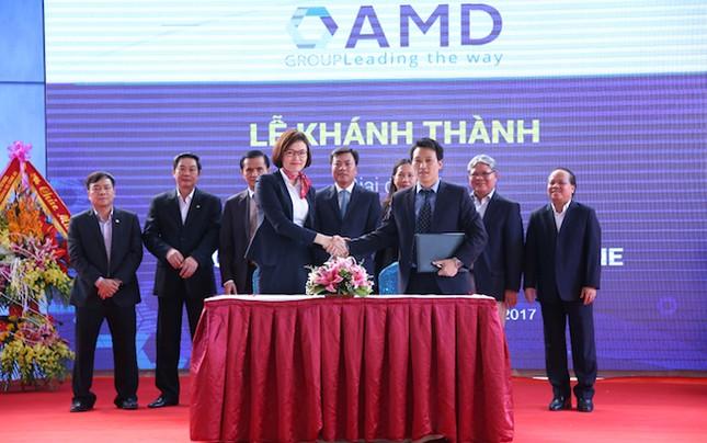 Khánh thành Nhà máy sản xuất và chế tác đá tự nhiên AMDSTONE - ảnh 3