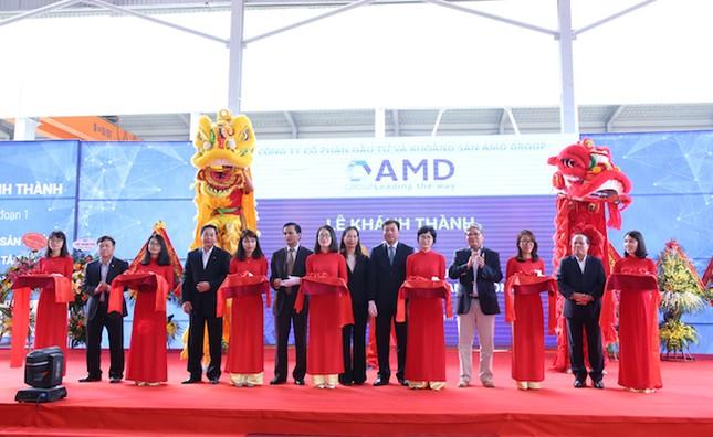 Khánh thành Nhà máy sản xuất và chế tác đá tự nhiên AMDSTONE - ảnh 2