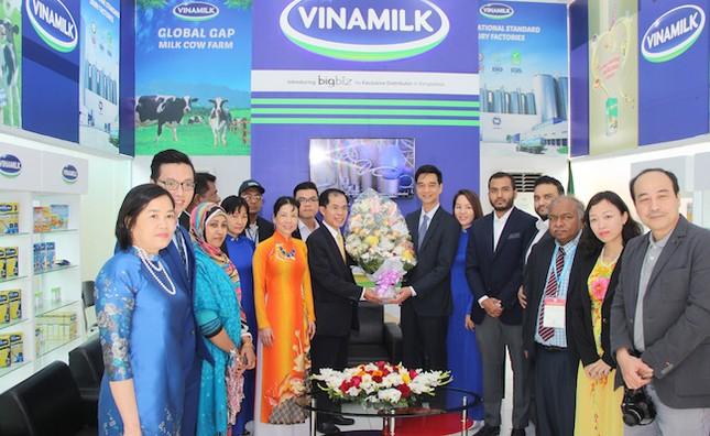 Vinamilk có mặt tại Bangladesh - ảnh 1