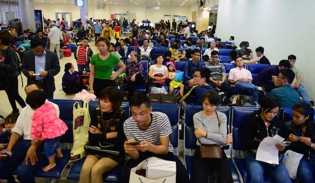 Hàng không vận chuyển hơn 1,47 triệu hành khách trong 6 ngày Tết - ảnh 1