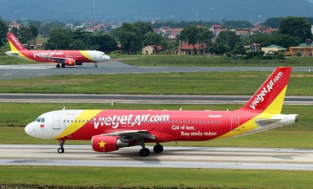 Mở đường bay mới, Vietjet tặng 3 ngày vàng siêu khuyến mại - ảnh 1