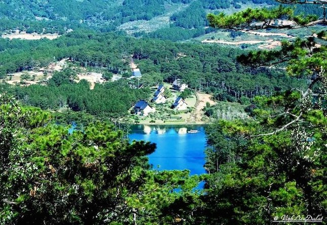 Hồ Tuyền Lâm (Đà Lạt) là Khu Du lịch quốc gia - ảnh 1