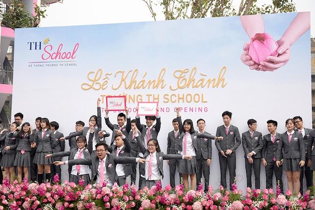 Bộ trưởng Nhạ đặt niềm tin 'TH School sẽ là cơ sở giáo dục hàng đầu Việt Nam' - ảnh 2