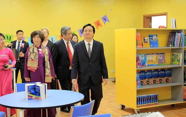 Bộ trưởng Nhạ đặt niềm tin 'TH School sẽ là cơ sở giáo dục hàng đầu Việt Nam' - ảnh 4