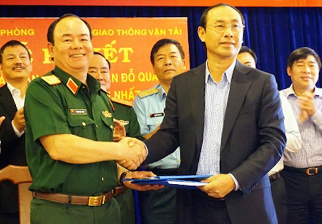 Bộ Quốc phòng giao 21 ha đất để mở rộng Tân Sơn Nhất - ảnh 1