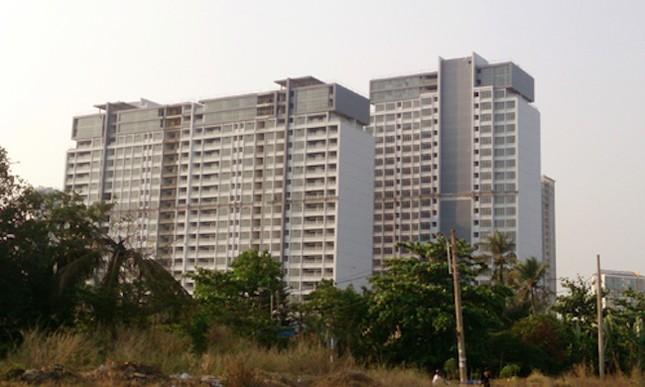 Chủ đầu tư PetroVietnam Landmark bị phong tỏa tài sản - ảnh 1