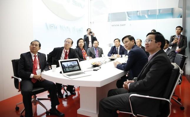 Viettel trình diễn nhiều sản phẩm CNTT tại MWC 2017 - ảnh 2