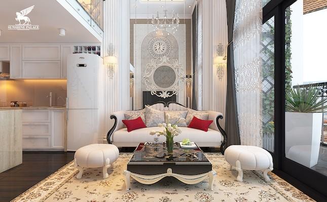 Sunshine Palace: khai trương căn hộ mẫu, mua nhà được tặng xe SH - ảnh 1