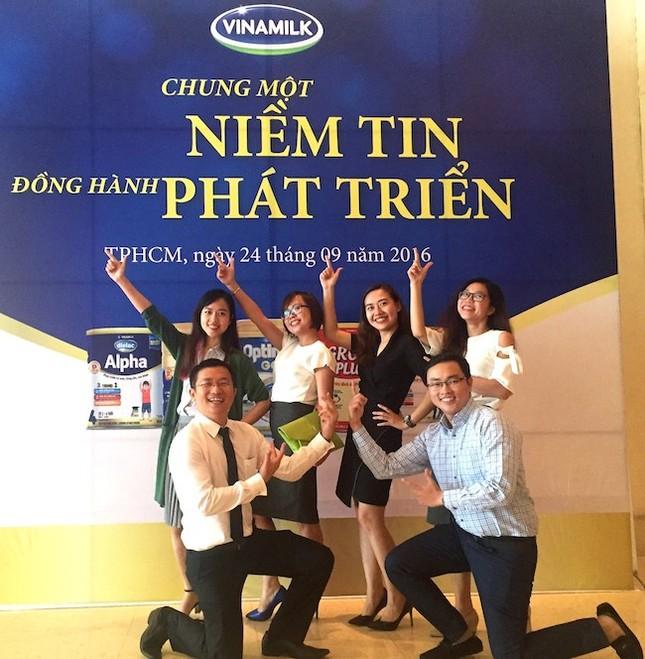 Vinamilk 3 năm liên tiếp đứng thứ 2 trong top 100  nơi làm việc tốt nhất Việt Nam - ảnh 1