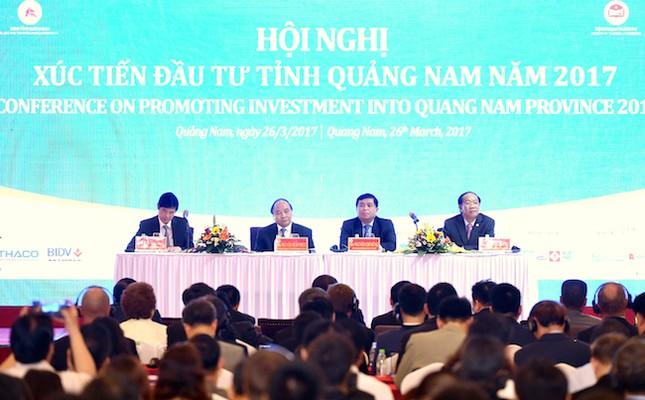 Thủ tướng muốn thu hút người giàu vào sống, làm việc lâu dài cho Quảng Nam - ảnh 1