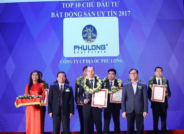 Lọt Top 10 chủ đầu tư uy tín, Địa ốc Phú Long công bố hàng loạt dự án 'khủng' - ảnh 1