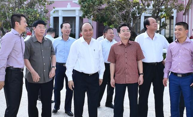 Thủ tướng thăm các dự án làm đổi thay 'đảo ngọc' Phú Quốc - ảnh 1
