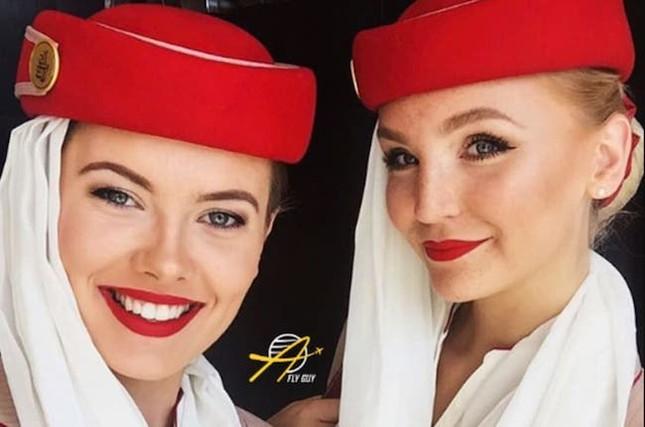 5 Hãng hàng không có tiếp viên quyến rũ nhất thế giới - ảnh 5