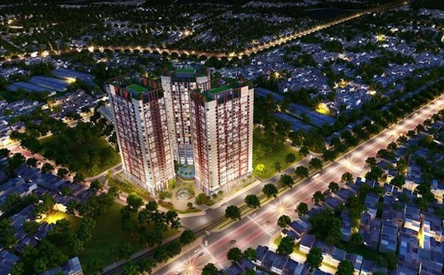 6 lý do mua căn hộ cao cấp khu Nam nên chọn Imperial Plaza - ảnh 1
