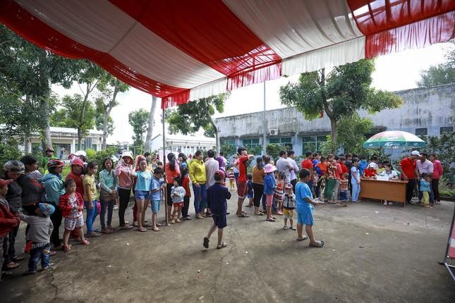 2200 trẻ em Bình Phước được khám sàng lọc tim miễn phí - ảnh 1