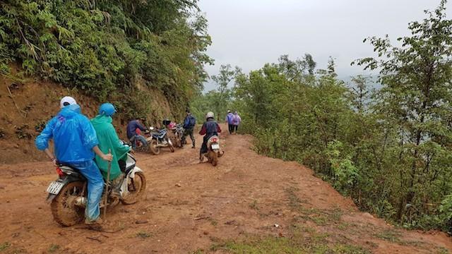'Mang' trường tiểu học lên vùng cao Pú Xi, Điện Biên - ảnh 1