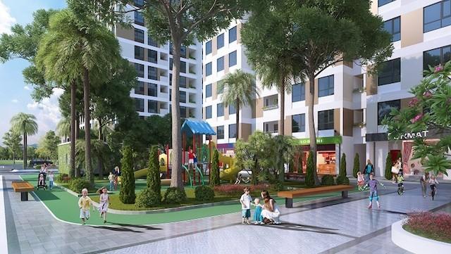 Mở bán Valencia Garden - dự án được mệnh danh 'Trái tim' của Long Biên - ảnh 1