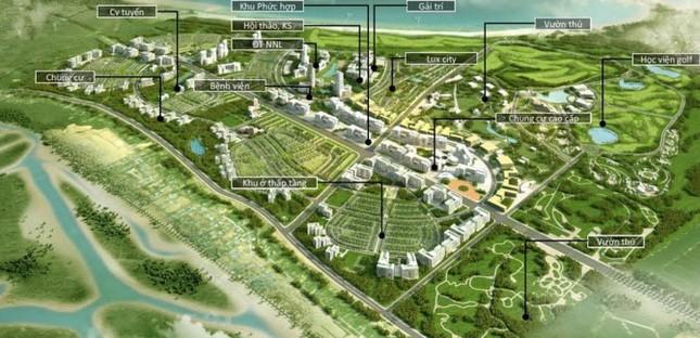 Bình Định công bố quy hoạch chi tiết khu đô thị sinh thái Nhơn Hội - ảnh 1
