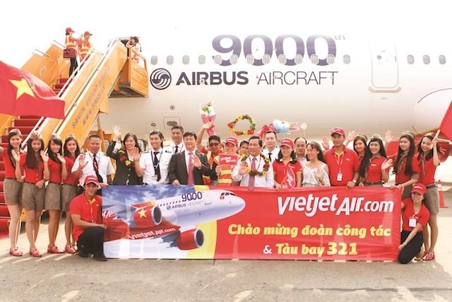 Vietjet ký thoả thuận tài chính máy bay với GOAL - ảnh 1