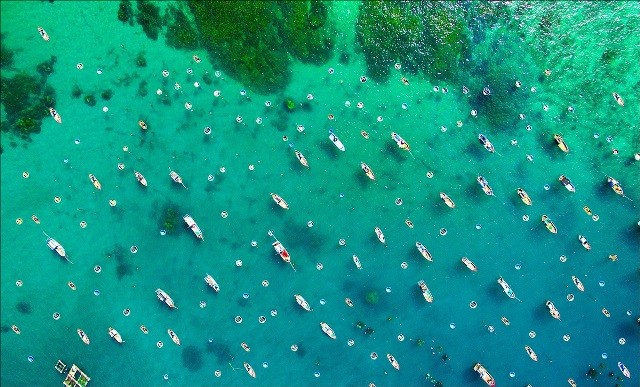 FLC Faros đầu tư khu du lịch nghỉ dưỡng trên đảo Cù Lao Xanh - ảnh 1