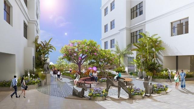 Dự án căn hộ cao cấp đầu tiên tại TP Vinh chính thức 'lộ diện' - ảnh 1