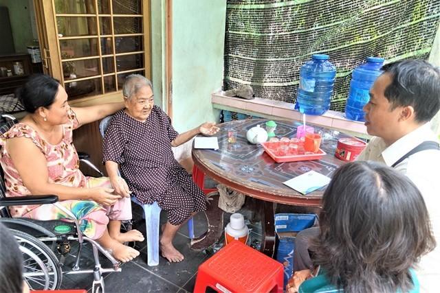 Vinamilk tri ân các mẹ Việt Nam anh hùng - ảnh 1