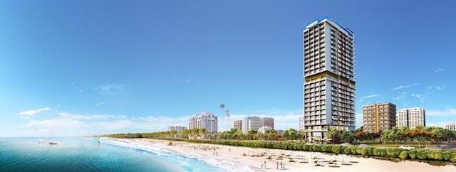 Ra mắt TMS Luxury Hotel Da Nang Beach, giá chỉ từ 2 tỷ đồng - ảnh 2