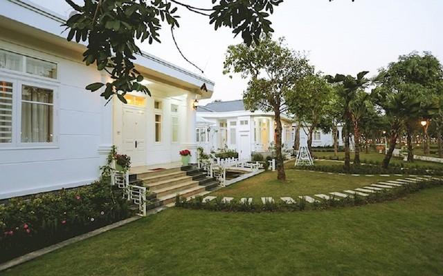 Điểm danh những nơi nghỉ dưỡng độc đáo gần Hà Nội - ảnh 2