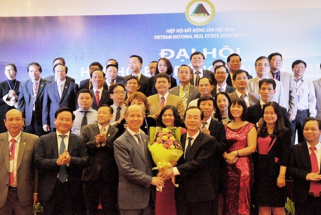 Hiệp hội BĐS Việt Nam nỗ lực vì sự phát triển bền vững, minh bạch của thị trường - ảnh 2