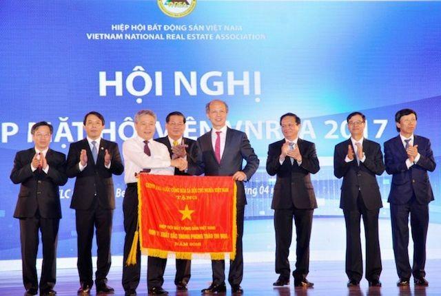 Hiệp hội BĐS Việt Nam nỗ lực vì sự phát triển bền vững, minh bạch của thị trường - ảnh 3