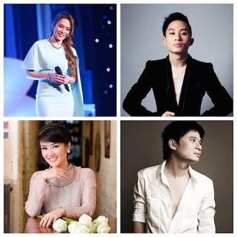 Mỹ Tâm, Hồng Nhung hội ngộ trong live concert 'Grand Melody' - ảnh 1