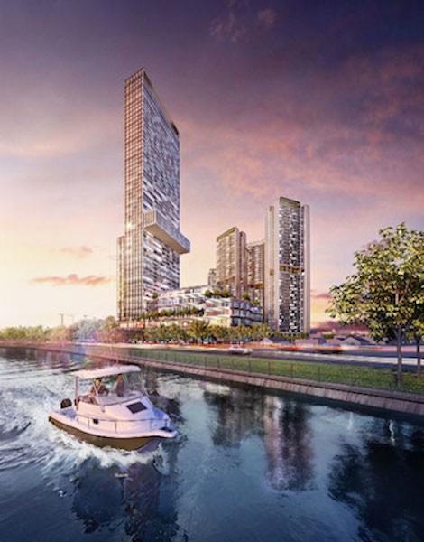 Khởi công Dragon Riverside City – Thành phố 5 sao dành cho giới thượng lưu - ảnh 3