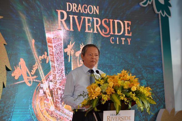 Khởi công Dragon Riverside City – Thành phố 5 sao dành cho giới thượng lưu - ảnh 1