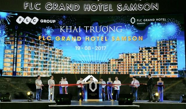 Khai trương FLC Grand Hotel Samson - ảnh 3