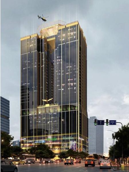 Đầu tư kiểu Donald Trump: Vị trí tuyệt vời phải xây một toà nhà xứng tầm - ảnh 3