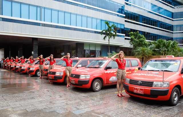 Vietjet khai trương đường bay Hà Nội - Yangon (Myanmar) - ảnh 1