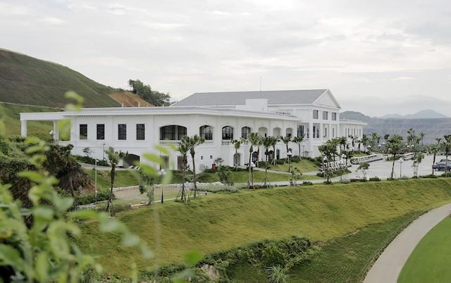 Phó Thủ tướng Vương Đình Huệ thị sát nhiều dự án tại Quảng Ninh - ảnh 2