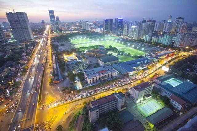 Khan hiếm căn hộ cao cấp cho thuê tại trung tâm Hà Nội - ảnh 1