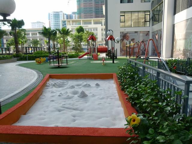 Imperia Garden chính thức vận hành các tiện ích 'Vườn trong phố'    - ảnh 2