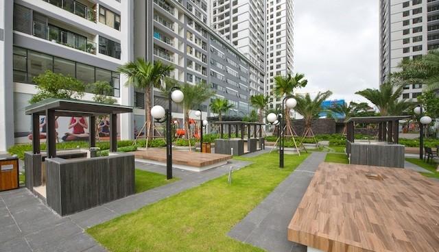 Imperia Garden chính thức vận hành các tiện ích 'Vườn trong phố'    - ảnh 4